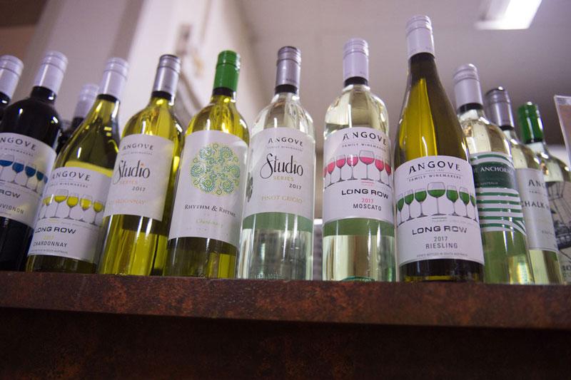 Anvove Wines Club Boutique Hotel Cunnamulla Restaurant