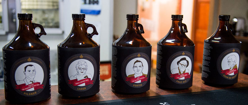 Cunnamulla Characters Brewed Craft Beer Club Boutique Hotel Cunnamulla