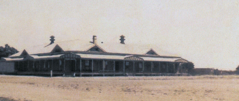 Oxford hHotel Cunnamulla when Rene Manning was the licensee Cunnamulla Characters Brewed