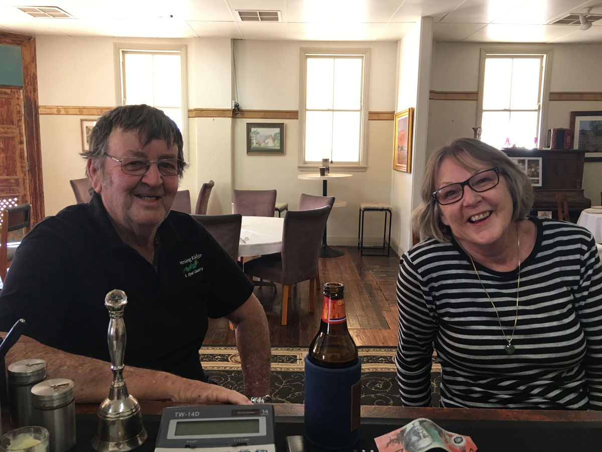 travellers Club Boutique Hotel Cunnamulla Bar